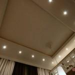 Дизайн потолка из гипсокартона (17)