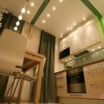 Дизайн потолка из гипсокартона (15)