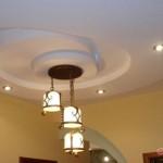 Дизайн потолка из гипсокартона (13)