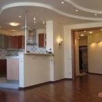 Дизайн потолка из гипсокартона (7)