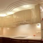 Дизайн потолка из гипсокартона (4)