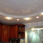 Дизайн потолка из гипсокартона (5)