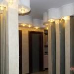 Дизайн потолка из гипсокартона (28)