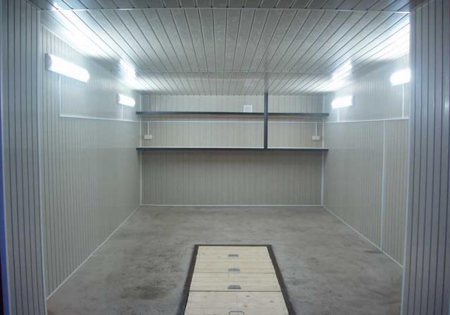 Шумоизоляция гаража своими руками