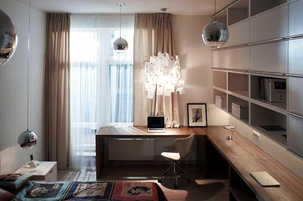 Комната для подростка в стиле поп-арт