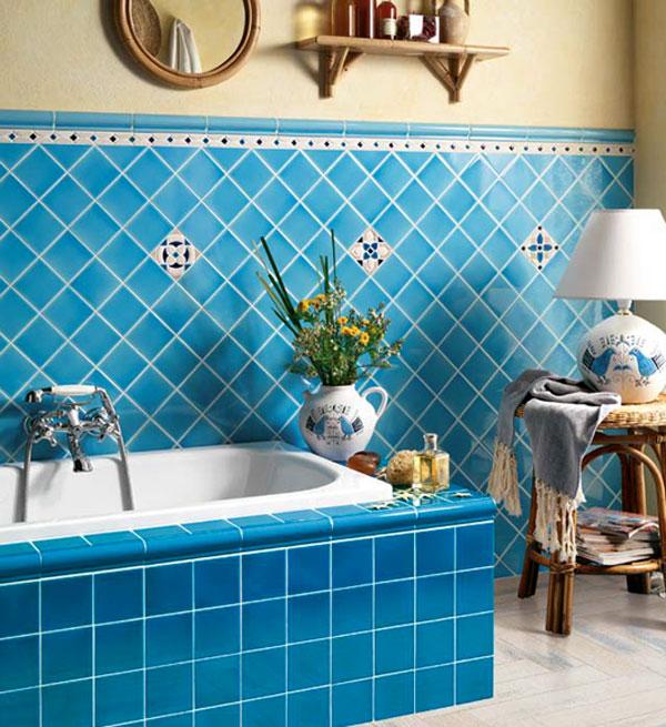 какую выбрать плитку в ванную