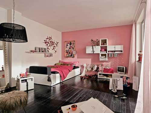 Дизайн комнаты для девочки 12, 13, 14 лет