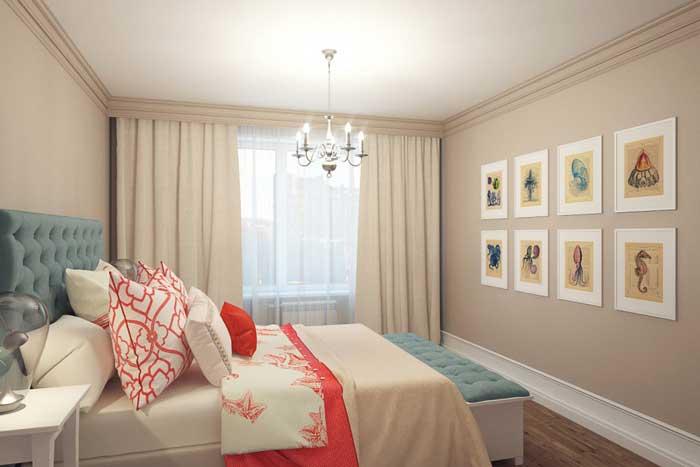 Дешевый дизайн спальни своими руками