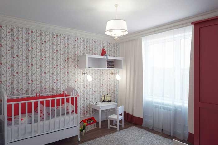 Недорогой ремонт в детской комнате с мебелью из IKEA