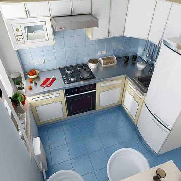 Кухни 6м дизайн фото