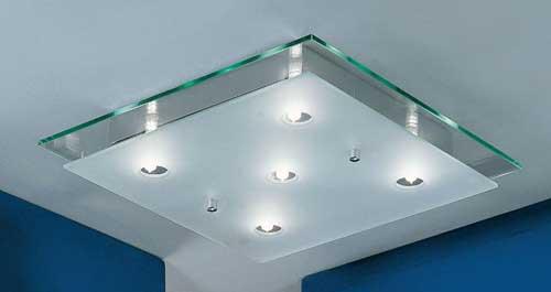 Светильник под базовый потолок