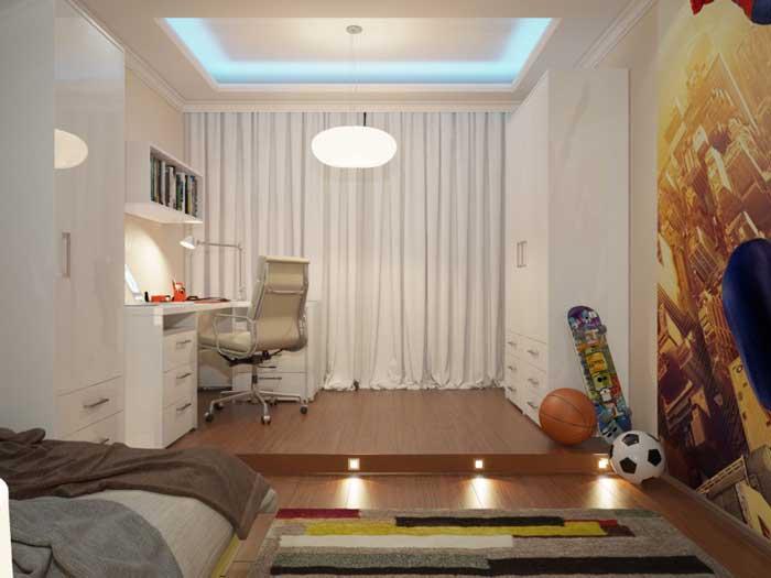 Интерьер комнаты для подростка мальчика 16 лет