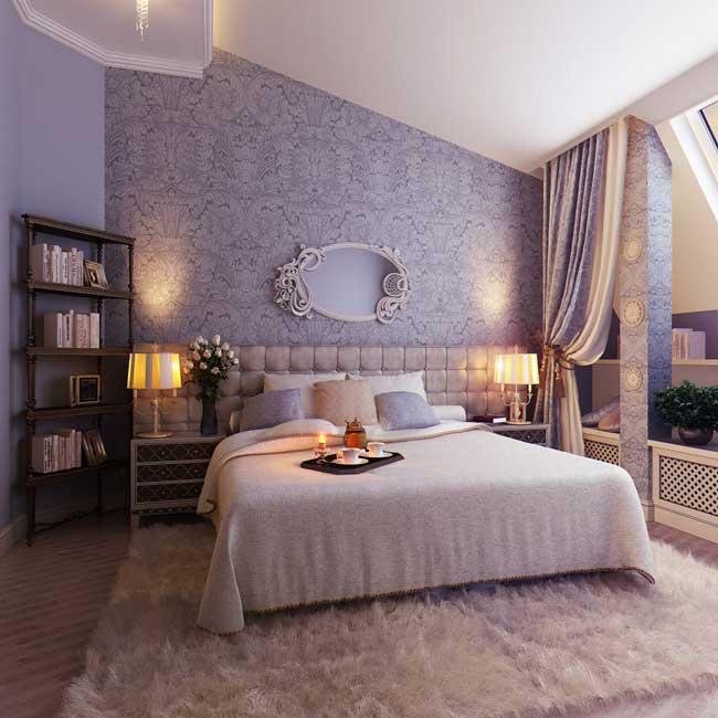 Спальня в классическом стиле. Фото 1