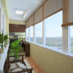 Дизайн балкона - фото
