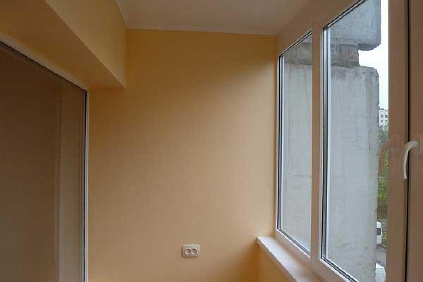 Балкон отделанный своими руками фото 952