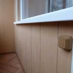 Мдф панели на балкон. Фото