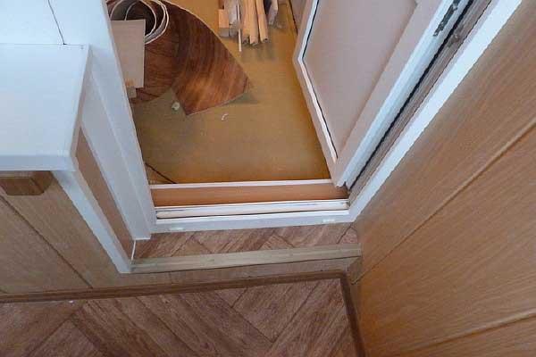 Отделка балкона своими руками панелями МДФ. Фото