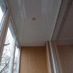 Балкон мдф панели. Фото