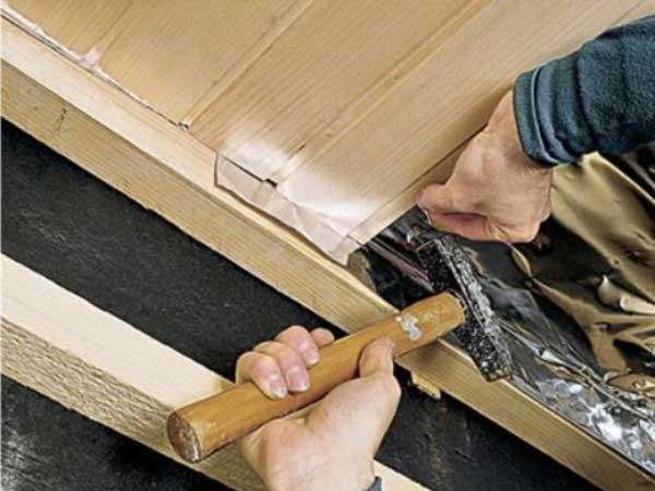 Как обшить баню внутри вагонкой своими руками пошаговая инструкция 57