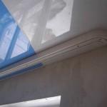 потолочный карниз на натяжном потолке