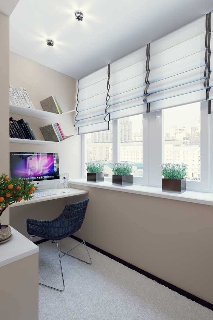 Потолок на балконе дизайн