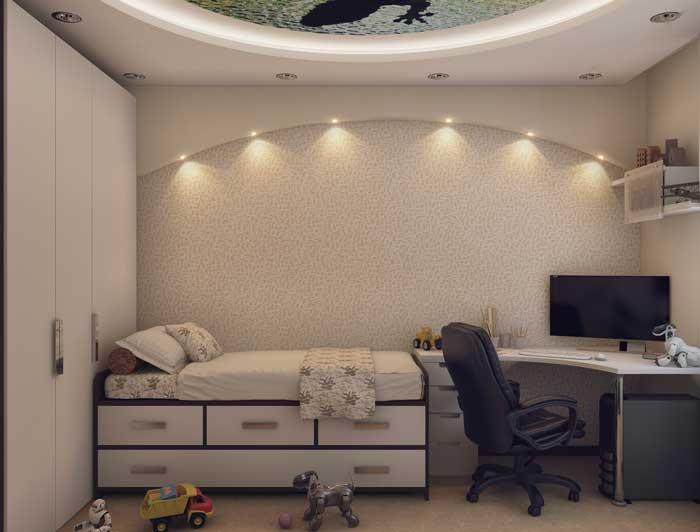 Спальня для ребенка 12 кв. м. Фото 2