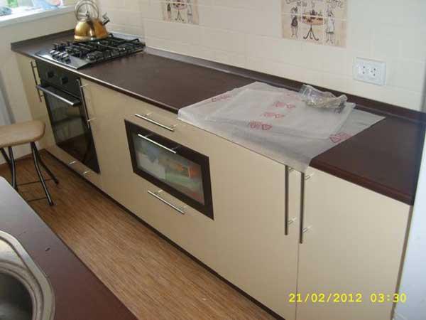 Столешница для кухни венге