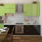 Красивое оформление кухни. Фото 22