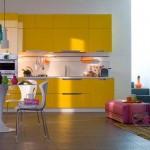 Желтая кухня. Фото 27
