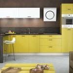 Желтая кухня. Фото 26