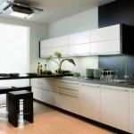 Фото барной стойки в дизайне кухни