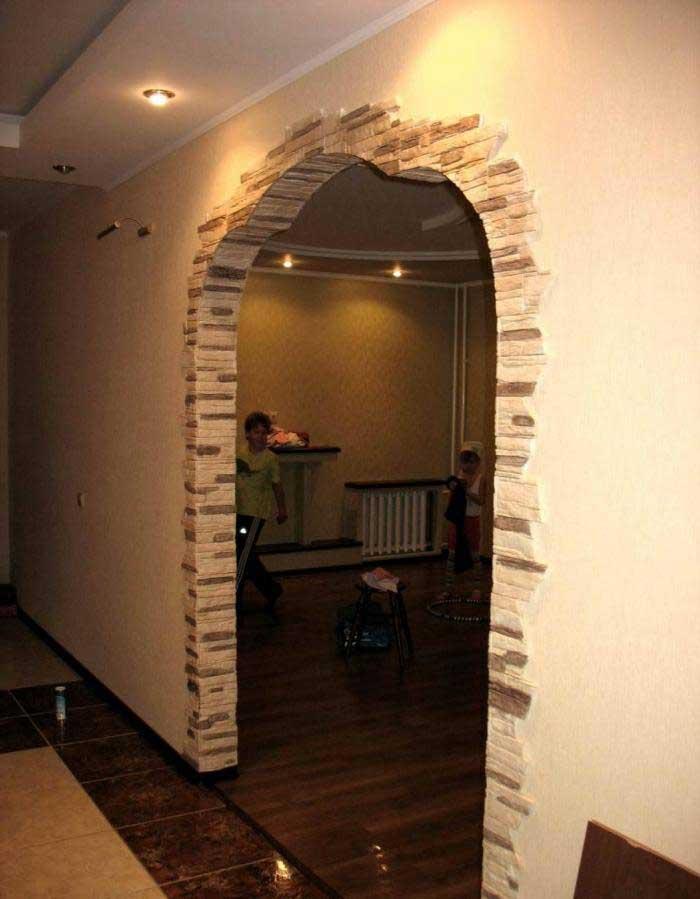 Идеи для арки своими руками