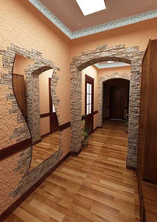 Межкомнатные арки 100 фото идеи отделки интерьера