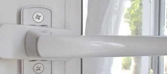 Болтается ручка на пластиковой двери, ремонт