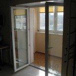 Ремонт балконной пластиковой двери