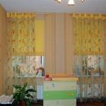 Детские шторы для маленького ребенка