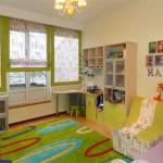 Дизайн римских штор для детской игровой