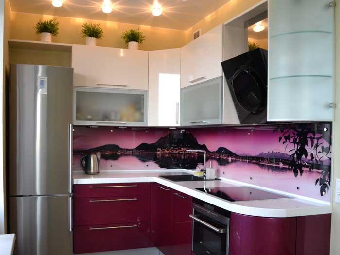 Что такое скинали для кухни? Фото 3