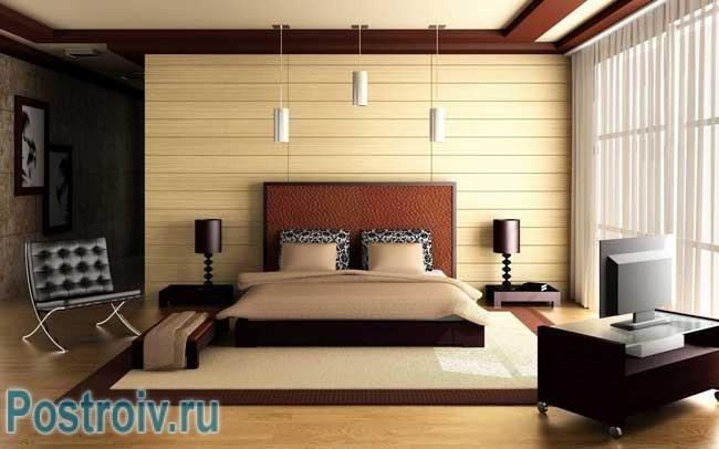 Выбор цветовой гаммы в спальне в современном стиле