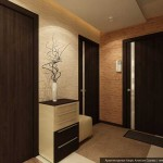 Светлые стены в дизайне коридора. Фото
