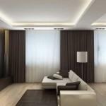 Как расставить мебель в комнате: асимметричный способ