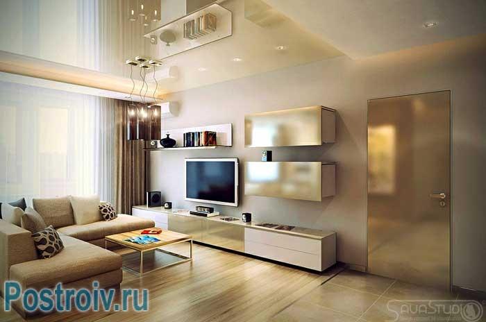 Как расставить мебель в комнате. Советы дизайнера Волкова