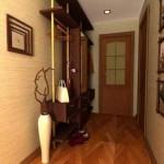 Прихожая в маленьком коридоре. Как правильно разместить мебель