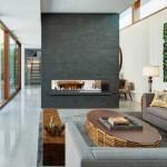 Дизайн гостиной в стиле минимализм. Модные интерьеры 2014