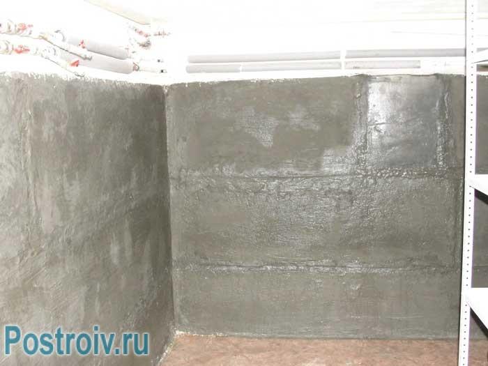 Добавление жидкого стекла в бетон для гидроизоляции - Фото