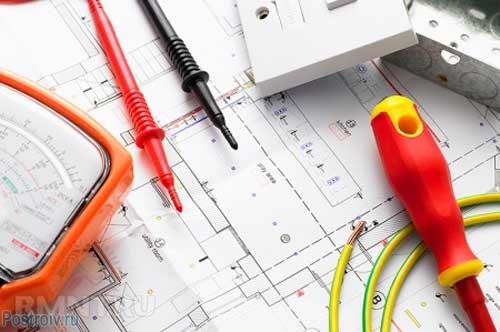 Начертите план электропроводки в квартире перед тем как штробить - Фото