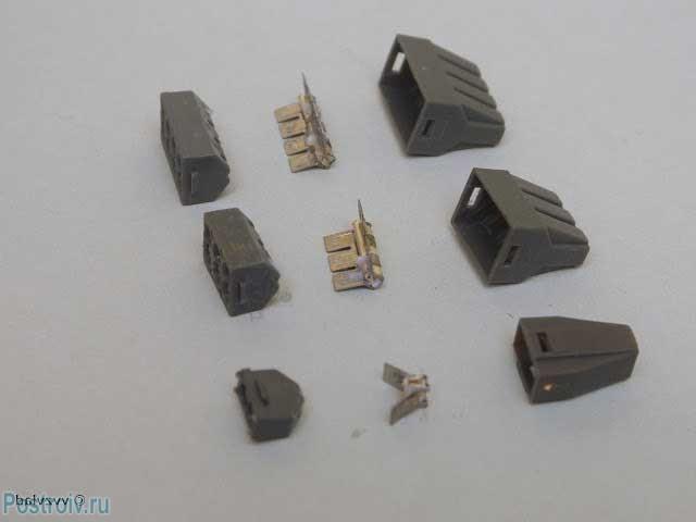 Клемники wago для соединения алюминиевых проводов - Фото