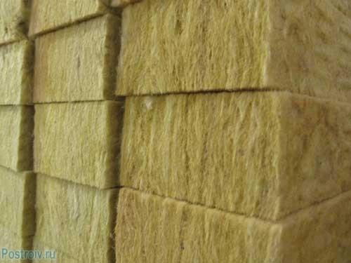 утепление пола минеральной ватой - Фото