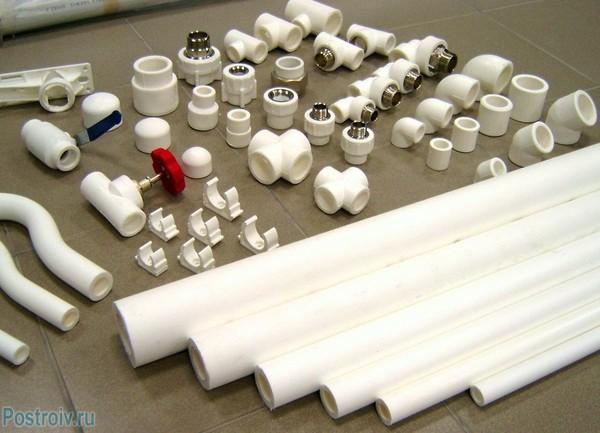 Полипропиленовые трубы - Фото 2