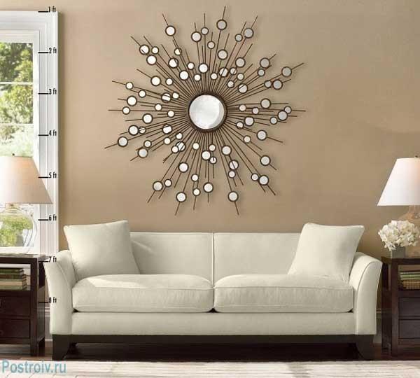 Elegant wall decor